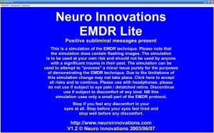 EMDR Lite screenshot 1